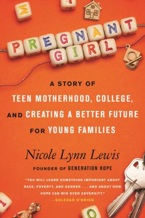 Pregnant Girl by Nicole Lynn Lewis