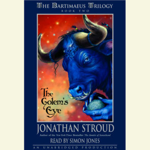 The Bartimaeus Trilogy, Book Two: The Golem's Eye