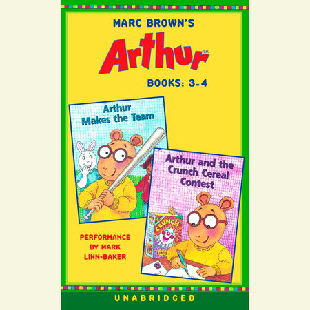 Marc Brown's Arthur: Books 3 and 4 by Marc Brown