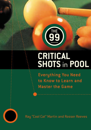 The 99 Critical Shots in Pool by Ray Martin, IMGS, Inc. and Estate of Rosser Reeves