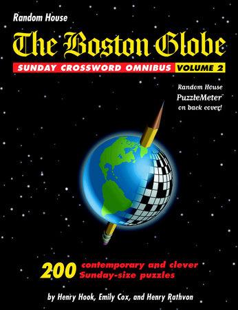 The Boston Globe Sunday Crossword Omnibus, Volume 2 by Hook, Cox, Rathvon