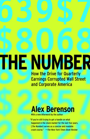 The Number by Alex Berenson