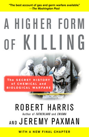 A Higher Form of Killing by Robert Harris and Jeremy Paxman