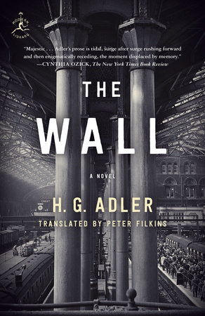 The Wall by H. G. Adler