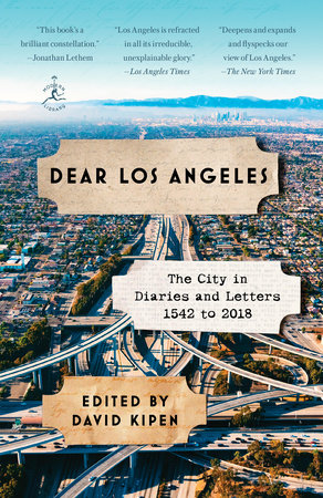 Dear Los Angeles by