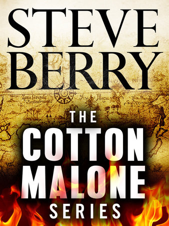 The Cotton Malone Series 9-Book Bundle by Steve Berry