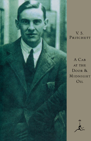 A Cab at the Door & Midnight Oil by V. S. Pritchett