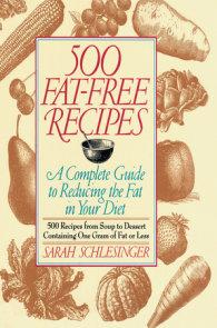 500 Fat Free Recipes