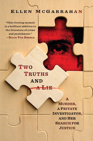 Two Truths and a Lie Book Cover Picture