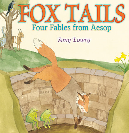 Fox Tails by Amy Lowry