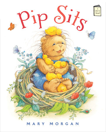 Pip Sits by Mary Morgan