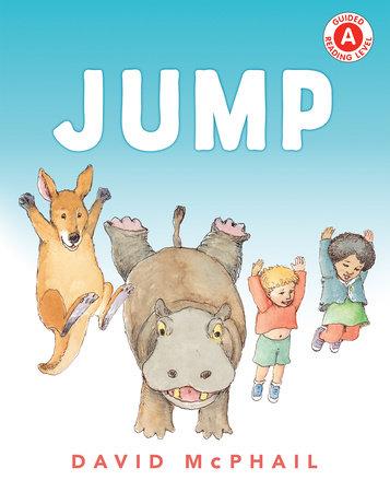 Jump by David McPhail
