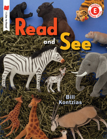 Read and See by Bill Kontzias