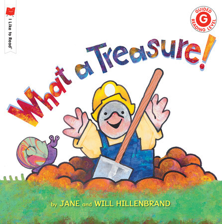 What a Treasure! by Jane Hillenbrand
