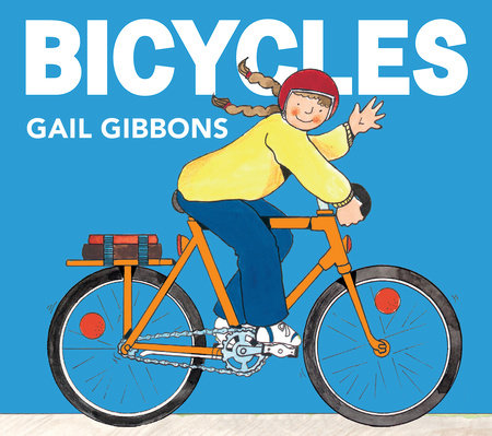 Bicycles by Gail Gibbons