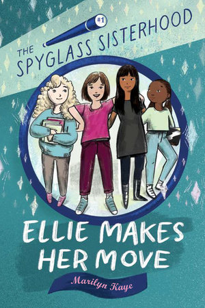 Ellie Makes Her Move by Marilyn Kaye
