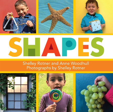 Shapes by Anne Woodhull