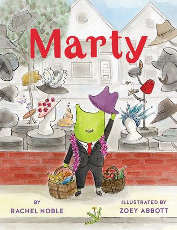 Marty by Rachel Noble