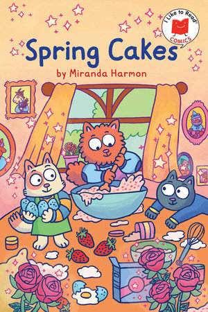 Spring Cakes by Miranda Harmon