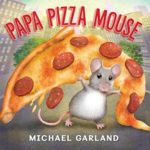 Papa Pizza Mouse