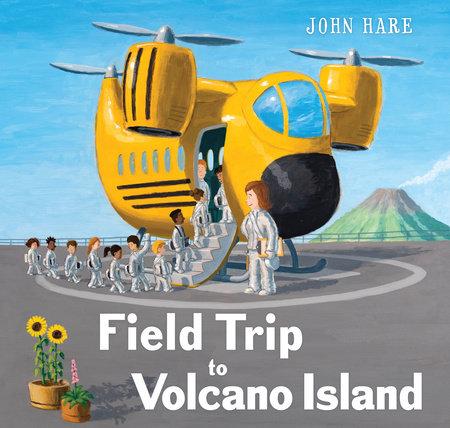 Field Trip to Volcano Island by John Hare