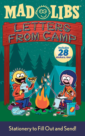 Letters from Camp Mad Libs by Mad Libs
