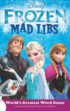 Frozen Mad Libs by Mad Libs