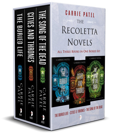 The Recoletta Novels (Limited Edition) by Carrie Patel