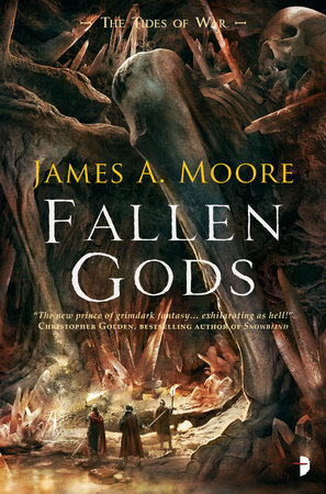 Fallen Gods by James A. Moore