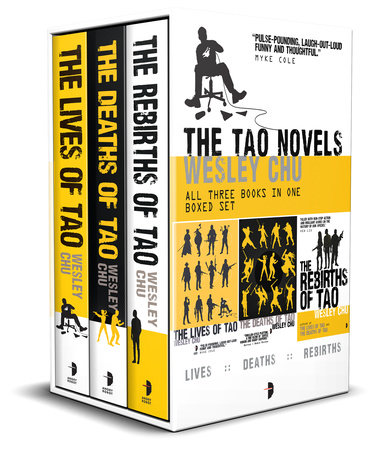 The Tao Novels (Limited Edition) by Wesley Chu