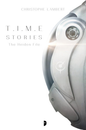 T.I.M.E Stories by Christophe Lambert