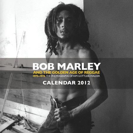 Bob Marley Calendar 2012 by