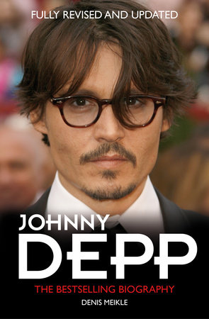Johnny Depp by Denis Meikle
