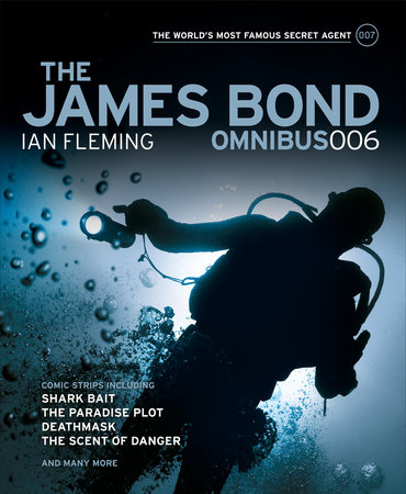 The James Bond Omnibus 006 by James Lawrence