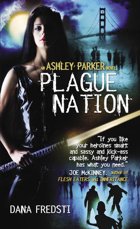 Plague Nation by Dana Fredsti