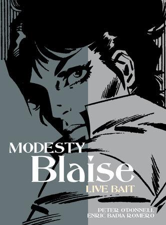 Modesty Blaise: Live Bait