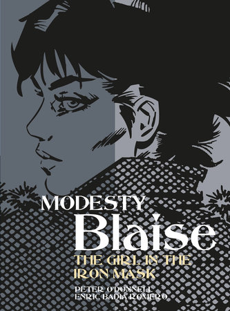 Modesty Blaise: The Girl in the Iron Mask