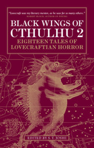 Black Wings of Cthulhu (Volume Two)