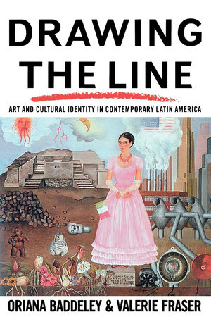 Drawing the Line by Oriana Baddeley and Valerie Fraser