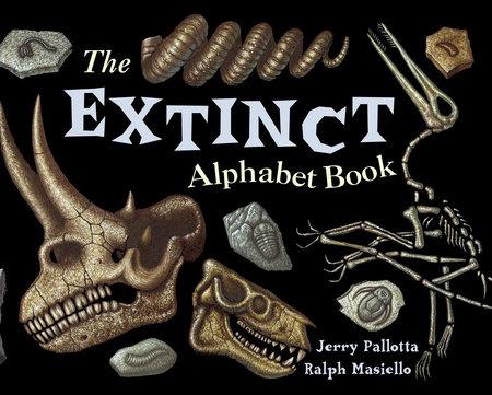 The Extinct Alphabet Book by Jerry Pallotta