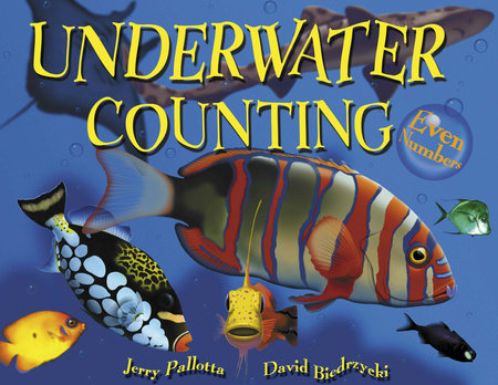 Underwater Counting by Jerry Pallotta
