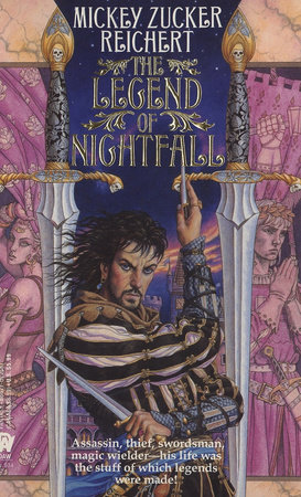 Legend of Nightfall by Mickey Zucker Reichert