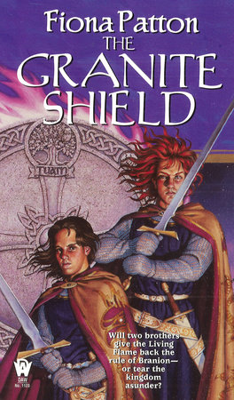 The Granite Shield by Fiona Patton