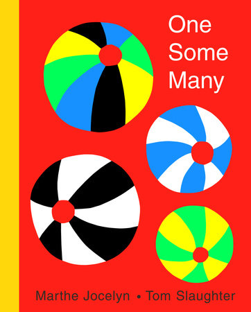 One Some Many by Marthe Jocelyn