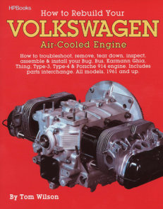 How to Rebuild Your Volkswagen Air-Cooled Engine