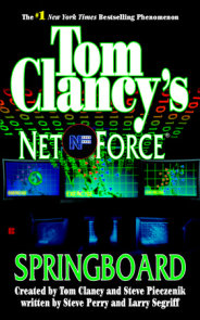 Tom Clancy's Net Force: Springboard