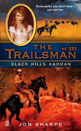 The Trailsman #333 by Jon Sharpe