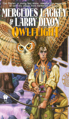 Owlflight by Mercedes Lackey and Larry Dixon