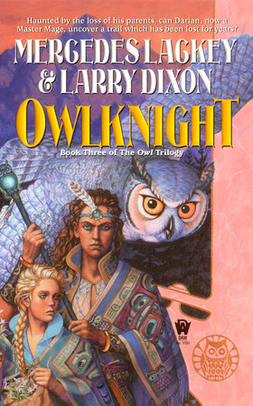 Owlknight by Mercedes Lackey and Larry Dixon