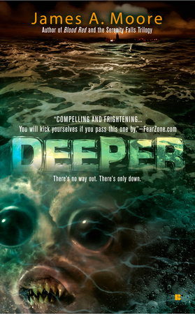Deeper by James Moore